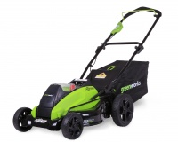 Greenworks GD40LM45
